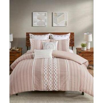 Ink+Ivy Imani 3 Piece Comforter Set, Full/Queen Bedding