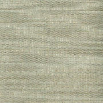 Kenneth James Myoki Neutral Grasscloth Wallpaper
