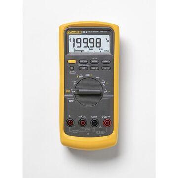 Fluke Digital 1000-Volt Multimeter in Yellow