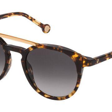 Carolina Herrera SHE790 0AE9 Men's Sunglasses Tortoise Size 51