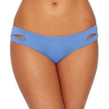 Color Code Keyhole Hipster Bikini Bottom