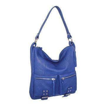 Nino Bossi Women's Amelia Shoulder Bag Cobalt - US Women's One Size (Size None)