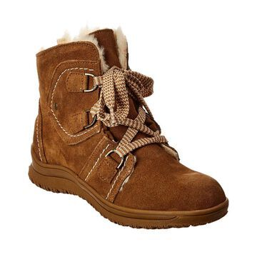Bearpaw Justine Suede Boot