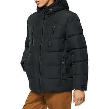 Marc New York Montrose Mid Length Water Resistant Puffer Coat