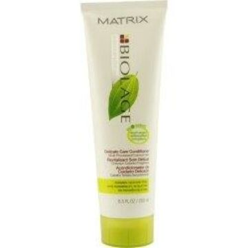 BIOLAGE by Matrix DELICATE CARE CONDITIONER MULTI-PROCESSED HAIR 8.5 OZ for UNISEX ---(Package Of 3)