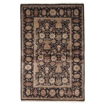 Solo Rugs One-of-a-kind Ottoman Hand-knotted Area Rug 4' x 6'