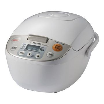 Zojirushi Micom Beige 5.5-Cup Rice Cooker and Warmer