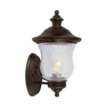 Design House 505362 Highland 1 Light Outdoor Wall Sconce