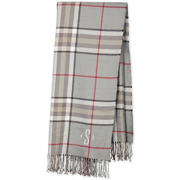 Personalized Gray Plaid 50