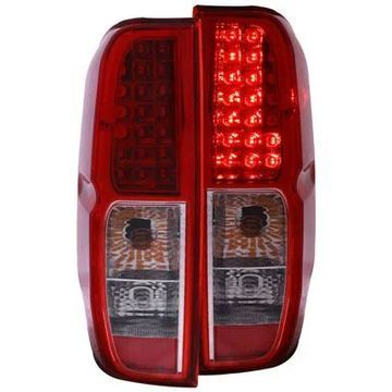 Anzo USA LED Tail Lights in Red/Clear, LED Tail Lights - 311071