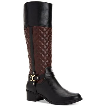 Charter Club Womens Helenn Closed Toe Knee High Fashion