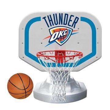 Poolmaster Oklahoma City NBA Competition Style Poolside Basketball Game
