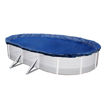 Blue Wave Gold Series Oval Above Ground Winter Pool Cover