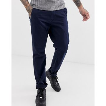 G-Star tapered fit cotton twill chinos in navy