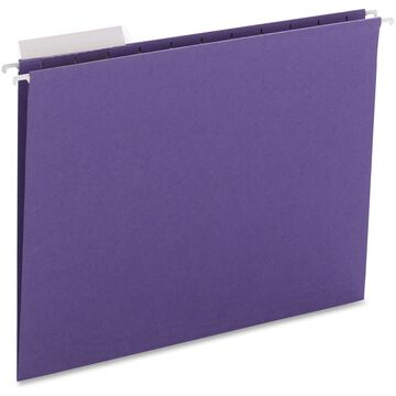 Smead SMD64023 1/3 Cut Adjustable Tab Colored Hanging Folders Pack of 25