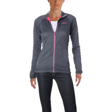 Rab Paradox Women's Lightweight Slim Fit Middle Layer Jacket