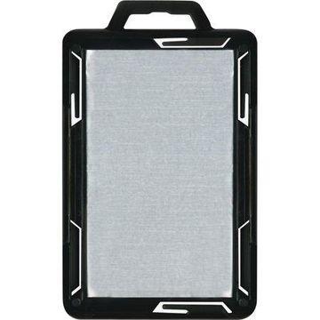 Advantus, AVT76417, RFID Blocking Badge Holder, 20 / Pack, Black/Clear