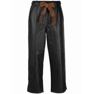 Alysi Trousers Black