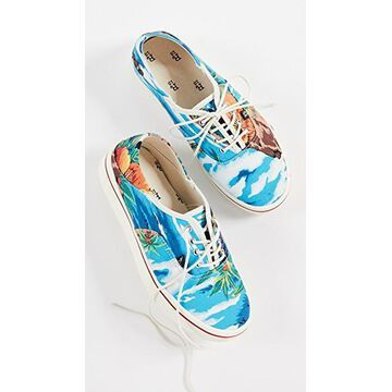 R13 Lace Up Sneakers