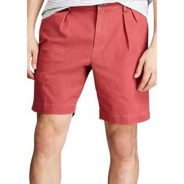 Chaps Men's Coastland Wash Pleated Shorts - -