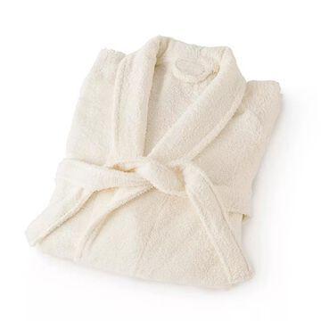 Martex Bath Robe, Adult Unisex, Size: Medium, Beige