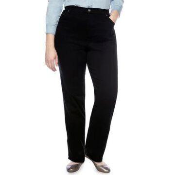 Gloria Vanderbilt Women's Plus Size Amanda 5 Pocket Jean (Short & Average Inseam) -