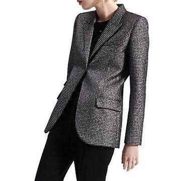 Barbara Bui Tailored Houndstooth Blazer