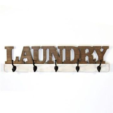Stratton Home Decor Laundry Wall Hooks