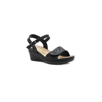 GC Shoes Womens Marina Wedge Sandals