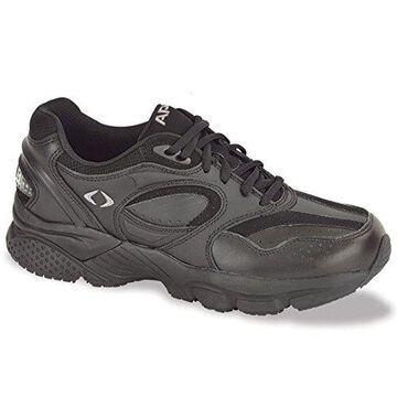 Apex Women's X801W Athletic Walking Shoe,Black,13 W US
