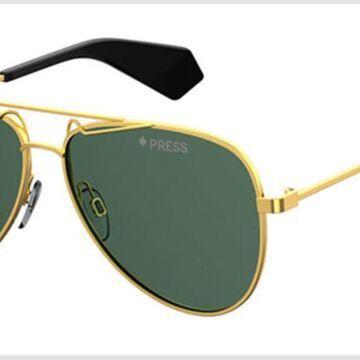 Polaroid PLD 6048/S/X Polarized J5G/UC Men's Sunglasses Size 60