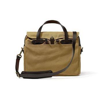 Filson Original Briefcase - Best For Business / Travel - Stylish Bag For Lapt...
