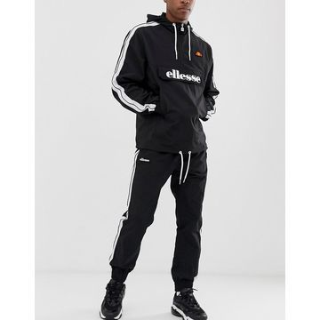 ellesse Typhoon track pant in black