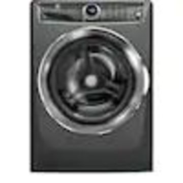 Electrolux 4.4-cu ft High Efficiency Stackable Front-Load Washer (Titanium) ENERGY STAR