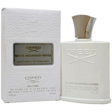 Silver Mountain Water by Creed Eau De Parfum Spray Unisex 4 oz