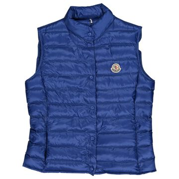 Moncler Blue Synthetic Jackets