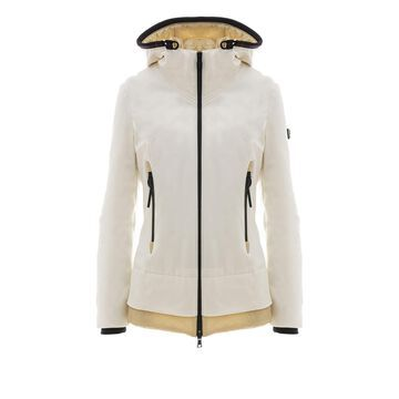 Peuterey Peuterey Nylon And Jersey Jacket