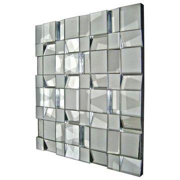 Ren-Wil MT791 Quartz MirrorQuartz Square Collection
