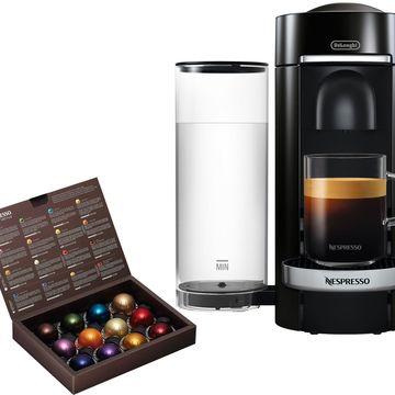 Nespresso Vertuo Plus Deluxe Coffee Machine byDeLonghi