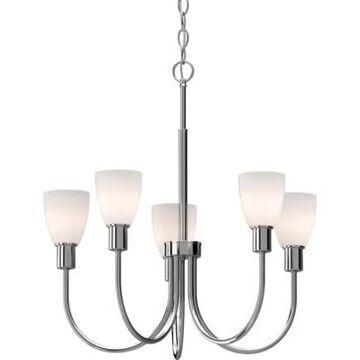 Volume Lighting Concord 5-Light Hanging Chandelier