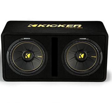 Kicker 44DCWC122 Dual 12