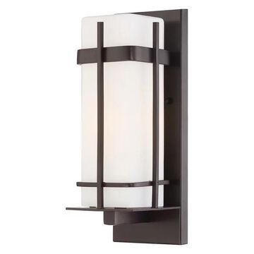 Minka-Lavery Sterling Heights One Light Wall Mount 72352-615B-PL