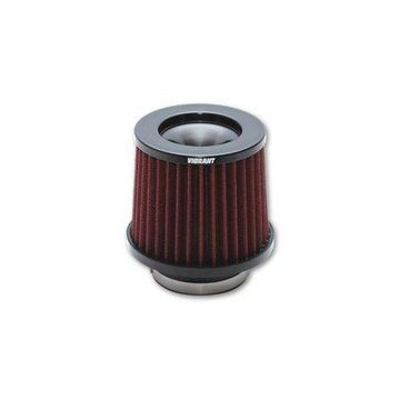 Vibrant Performance 10926 VIB10926 THE CLASSIC PERFORMANCE AIR FILTER (4.5IN INLET DIAMETER)