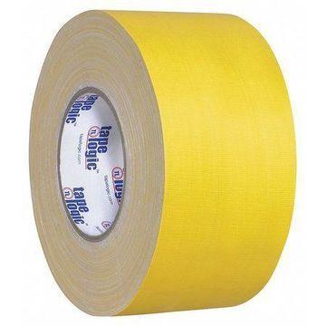 TAPE LOGIC T98918Y Gaffers Tape,11 Mil,4''x60 yds.,Yellow,PK12