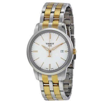 Tissot Classic Dream Two-tone Mens Watch T0334102201101