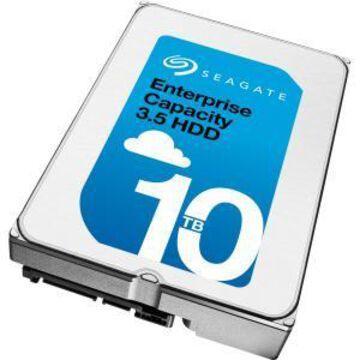 Seagate 10TB EXOS X10 ENT CAP 3.5 - ST10000NM0086