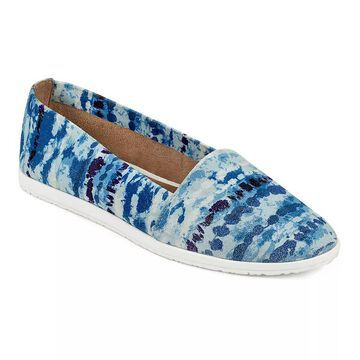 Aerosoles Holland Women's Flats, Size: 8.5 Wide, Blue