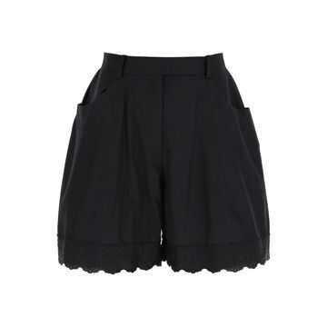 Simone rocha maxi shorts with trim