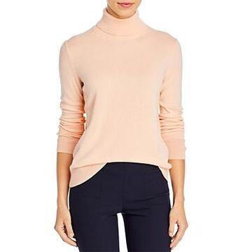 Lafayette 148 New York Cashmere Turtleneck Sweater