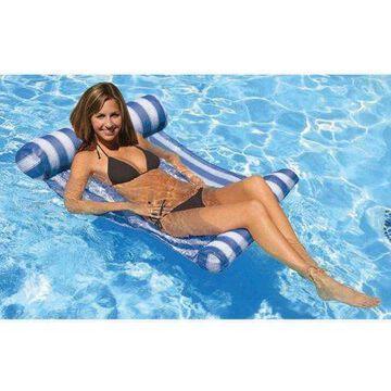 Poolmaster Blue Water Hammock Lounger